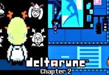 Deltarune Chapter 2