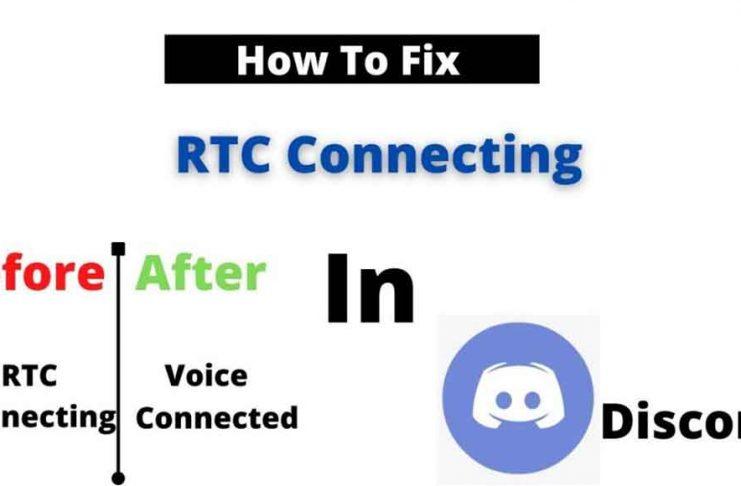 Discord RTC Connecting